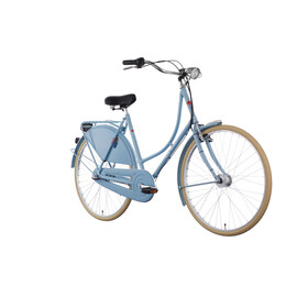 Ortler Van Dyck City Bike blue